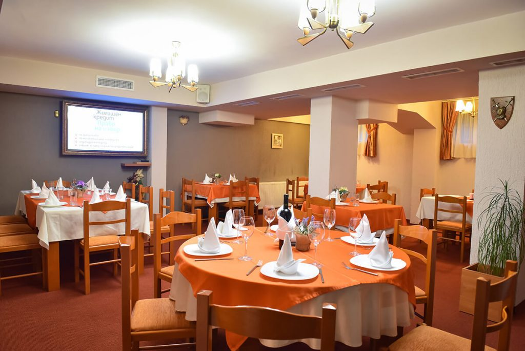 Хотел Ротманс Банско, Ресторант